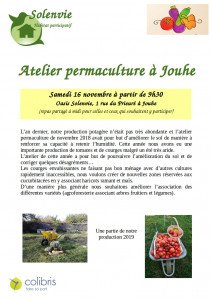 Permaculture Jouhe